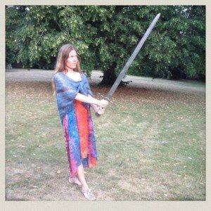 Tea sværd